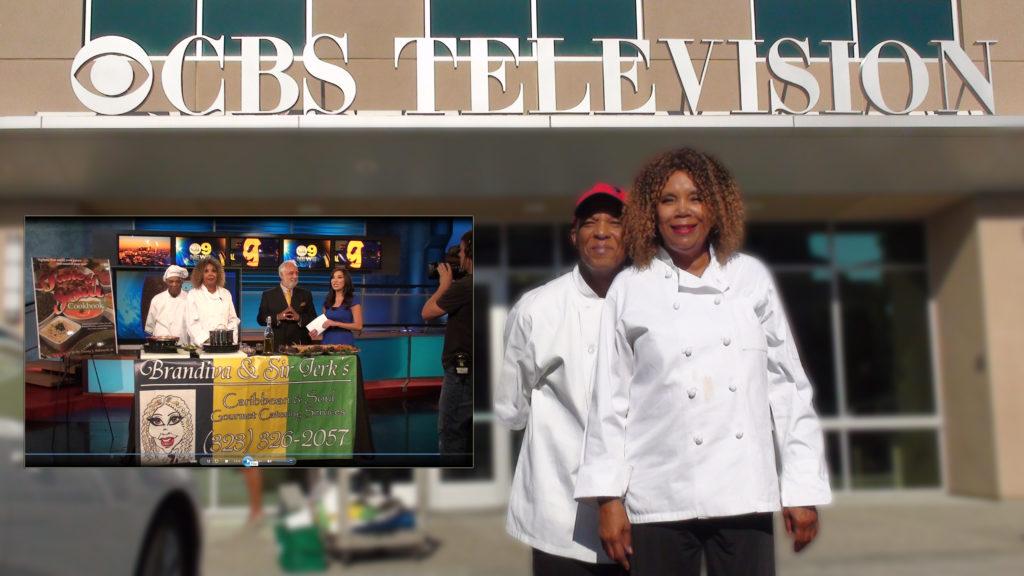 Brandiva And Sir Jerks Caribbean Soul Food Catering on CBS