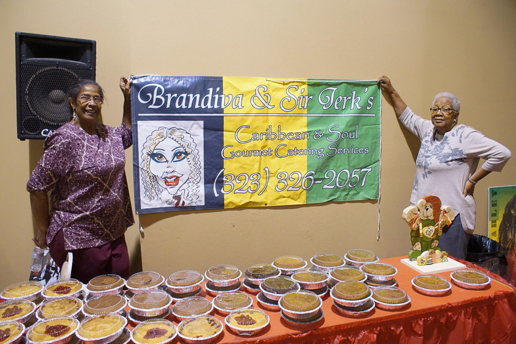 Brandiva and Sir Jerks - Fine Catering of Carribean and Mouth Watering Soul Food - DSC00539